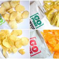 Ekologiczne i bezglutenowe chipsy ziemniaczane Go Pure :)