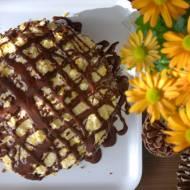 Ciasto z kaszką mandarynkowo-kokosową