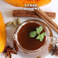 Syrop dyniowy - do kawy, naleśników lub lodów