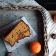 Listopadowe zadziwienie i ciasto dyniowe z mandarynkowym syropem