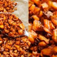 Mięso mielone z orzechów (3 składniki)