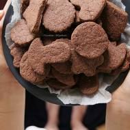 Ciasteczka czekoladowe- powrót do początków!