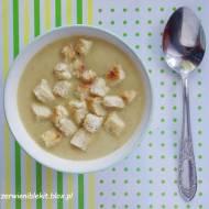 Skandynawska zupa z porów