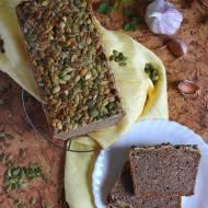 Chleb w kolorach jesieni - razowy na zakwasie