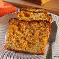 Ciasto marchewkowe bez mąki (bez glutenu i laktozy)
