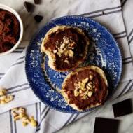 Cieciorella, czyli czekoladowy krem z cieciorki
