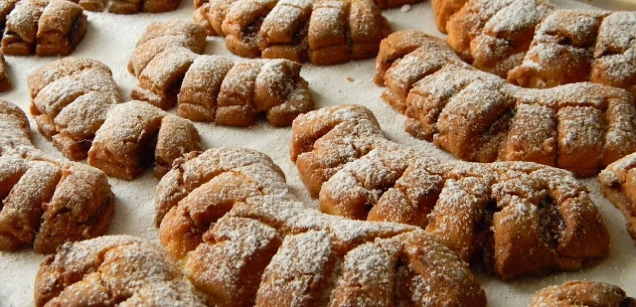 Bezglutenowe ciasteczka grzebyczki wg przepisu pani Ewy Wachowicz