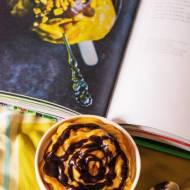 """dyniowo-piernikowe lody bananowe z masłem orzechowym // gingerbread pumpkin peanut butter """"nice cream"""""""
