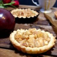 Mini tarty jabłkowe z karmelem