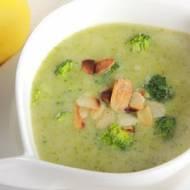 Jak przyrządzić zupę krem z brokułów?
