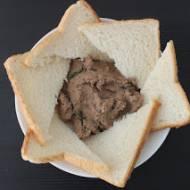 Pasta kanapkowa z wątróbki