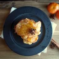 Psi sposób na listopad i placuszki z syropem mandarynkowym