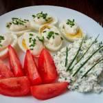 Śniadanie wegetariańskie - wg diety rozdzielnej #3