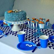 Ciasteczkowy Potwór – Pierwsze urodziny Kacpra