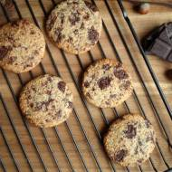 Wesele z planem i ciasteczka orzechowe z czekoladą