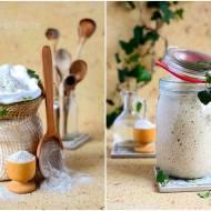Zakwas chlebowy żytni / Rye sourdough