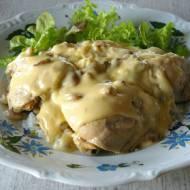 Kurczak w potrawce po kaszubsku. Frikasy.