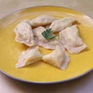 Pierogi ruskie bez sera (wegańskie)