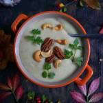 Zupa krem z topinambura