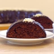 Comber czekoladowy z domowymi lodami