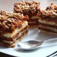 Słonecznikowiec - ciasto bez pieczenia