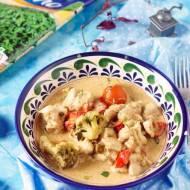Curry z udek kurczaka z wolnowaru