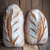 Orkiszowy chleb dekoracyjny