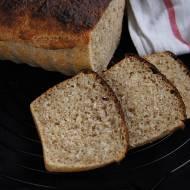 Chleb kokosowy na zakwasie