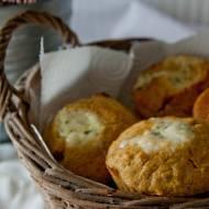 Wytrawne muffiny dyniowe
