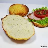 BUŁKI LCHF Z KALAFIORA (keto, LCHF, optymelne, paleo, bez glutenu i laktozy)