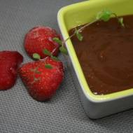Dżem z rabarbaru, truskawek i jagód goji