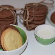 Kruche ciasteczka dla Mikołaja i nie tylko :)