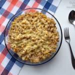 Zapiekanka ryżowa z tuńczykiem i ananasem – prosty i szybki przepis krok po kroku