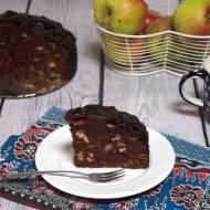Aromatyczny piernik z jabłkami i dżemem