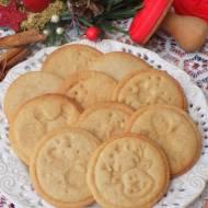 ciasteczka cynamonowe ze stempelkami