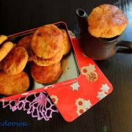 Ciasteczka ze słodkich ziemniaków z miodem