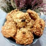 Ciasteczka owsiane z migdałami