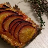 Kruche ciasteczka na dwa sposoby – z dżemem i śliwkami lub z jabłkiem i cynamonem