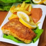 Fish and chips, czyli smażona ryba z domowymi frytkami