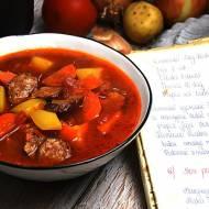 Morawska zupa ziemniaczana