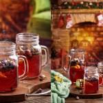 Jesienna herbata- wspomnienie lata
