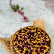 Ciasto z owocami dla leniuchów (bez glutenu)