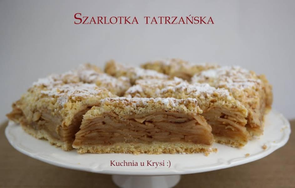 Przepis Na Szarlotka Tatrzańska Kuchnia U Krysi