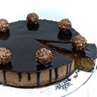 Rocher- czekoladowy sernik