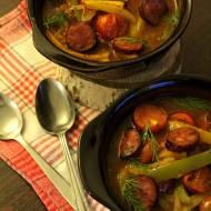 Rozgrzewająca zupa z kolorową papryką