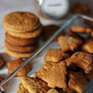 Ciasteczka cynamonowo - imbirowe