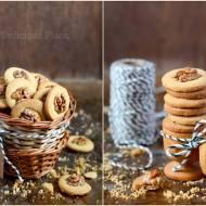 Ciasteczka orzechowe / Nut cookies