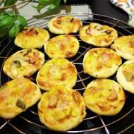 Ciasteczka Pizzowe
