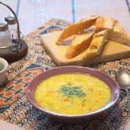 Zupa z porów, zupa porowa