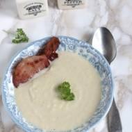 Zupa krem z białej kapusty